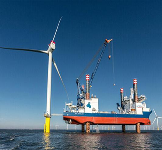 风力发电项目Wind power project