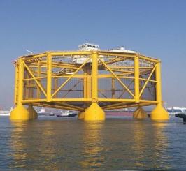 世界首座深海养殖设备挪威鱼场项目