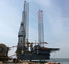 钻井平台Drilling platform