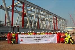YAMAL LNG Module