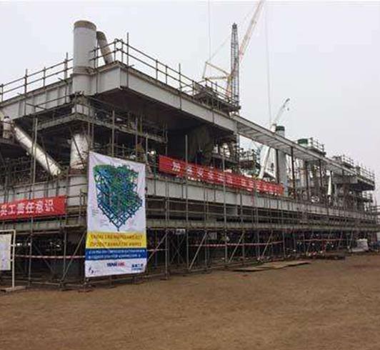 中石油YAMAL模块项目