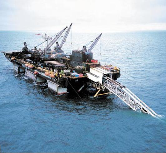 半潜式深海渔场无损检测项目