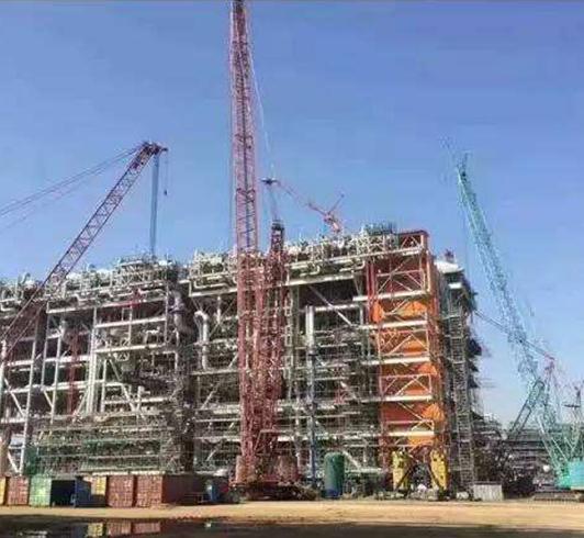 蓬莱巨涛海洋工程有限公司的D025-1、M053、J048项目