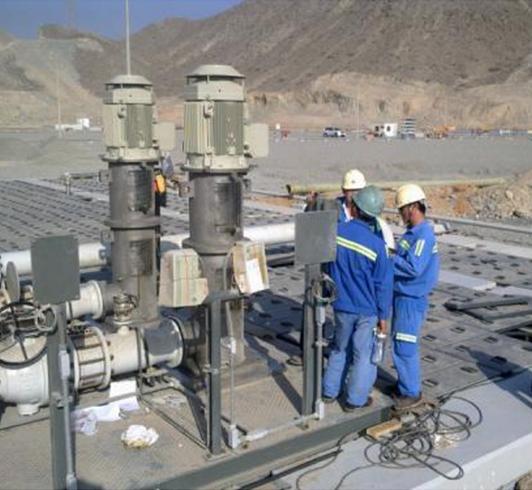 MV23化学撬块、MV23管廊项目
