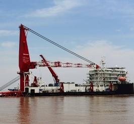 深圳舟山市大陆引水二期工程跨海输水管道工程项目无损检测服务