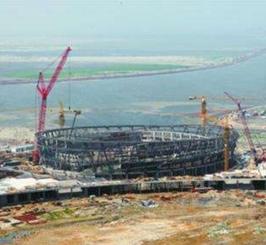 辽东湾海管项目