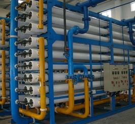 海水处理系统