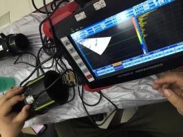 聚乙烯管道相控阵检测